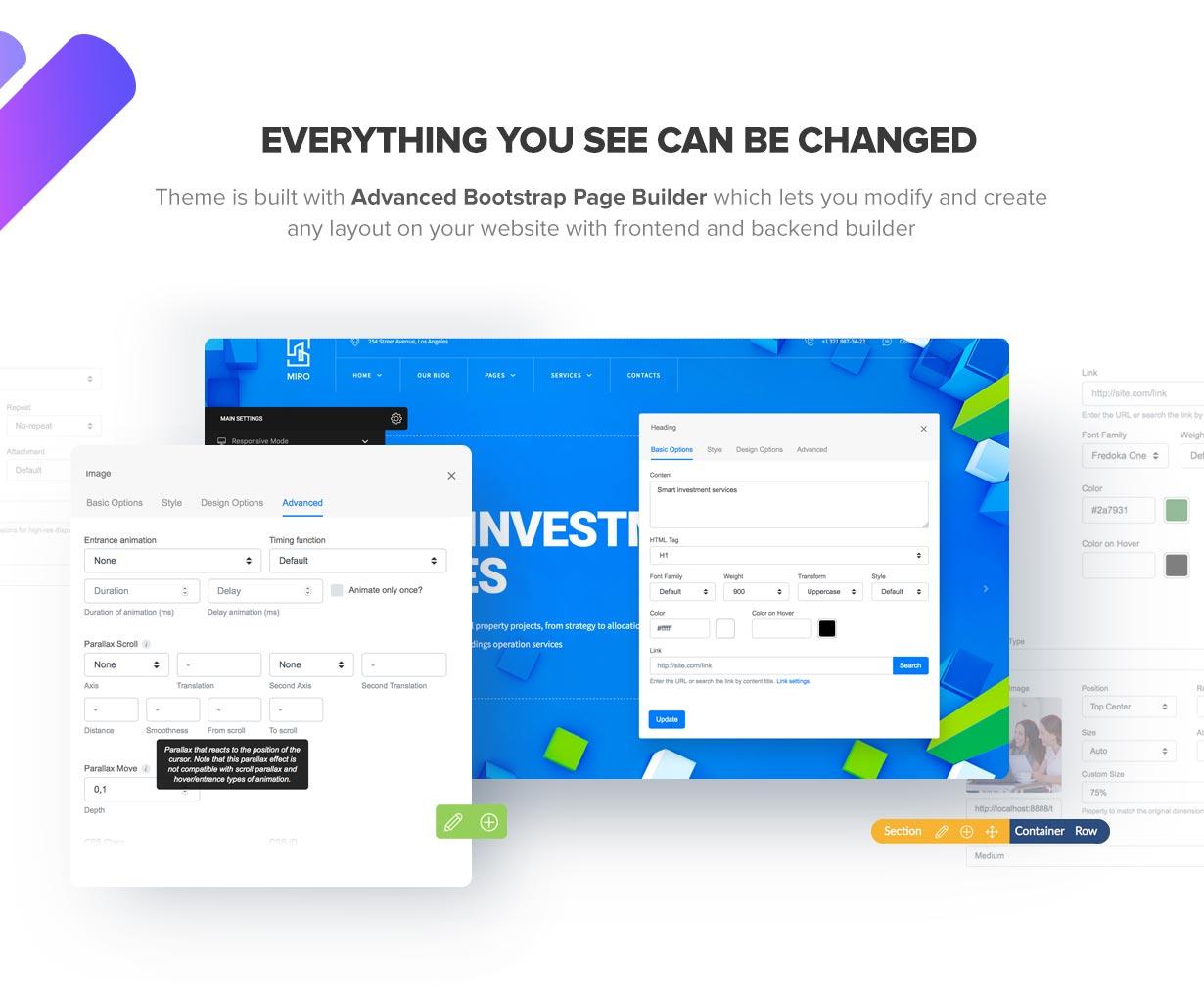 Miro - Business Consulting WordPress Theme